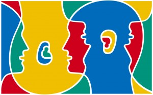 Council of Europe logo for European Day of Languages