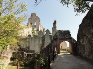 Hochburg Castle, Emmendingen